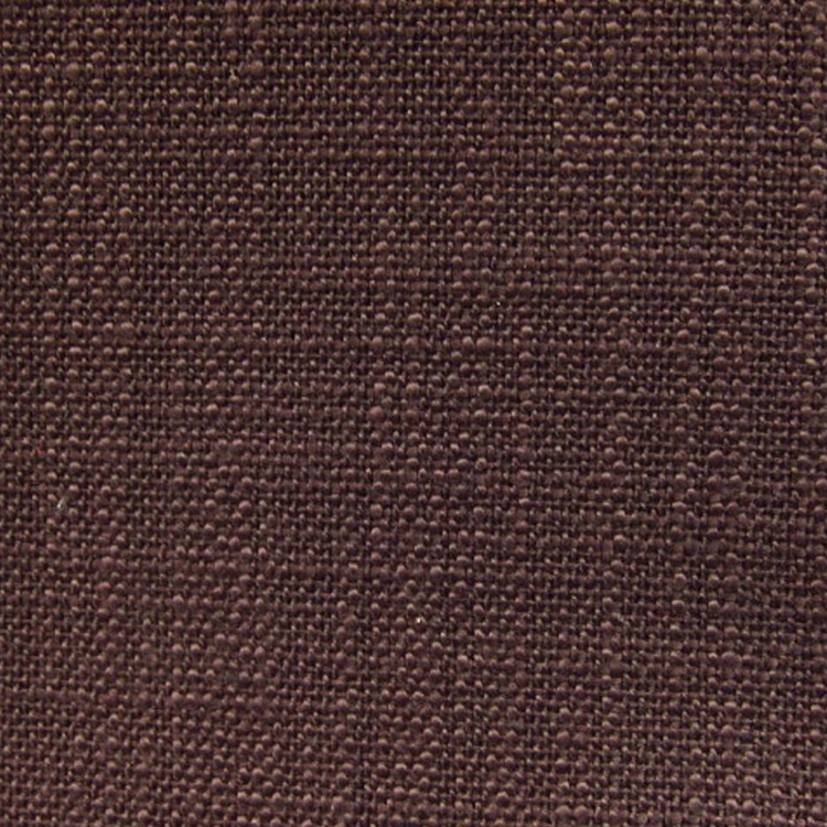 Brown Chocolate Linen Designer Upholstery Fabric Provincial