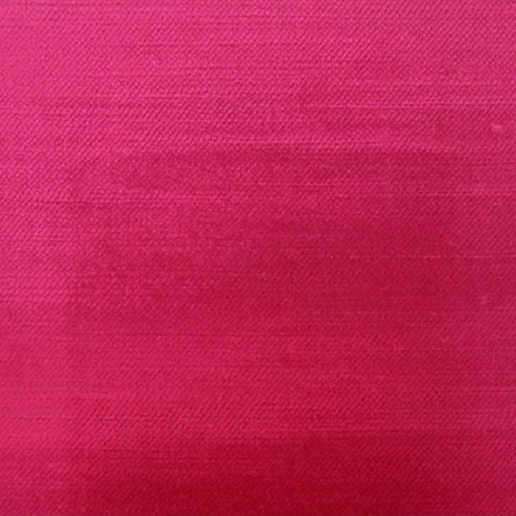 Pink Velvet Designer Upholstery Fabric Imperial