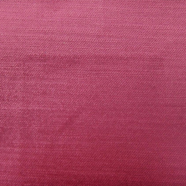 Light Pink Velvet Designer Upholstery Fabric Imperial