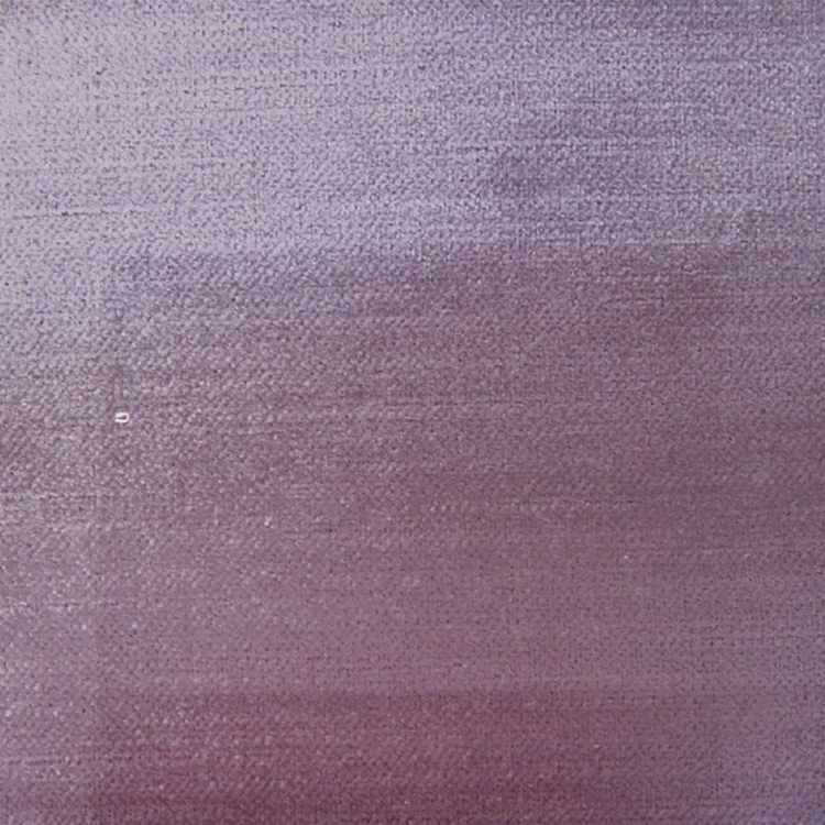 Light Purple Velvet Designer Upholstery Fabric Imperial