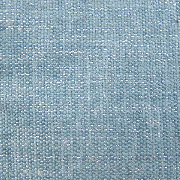 Light Blue Vinyl Designer Upholstery Fabric Athena