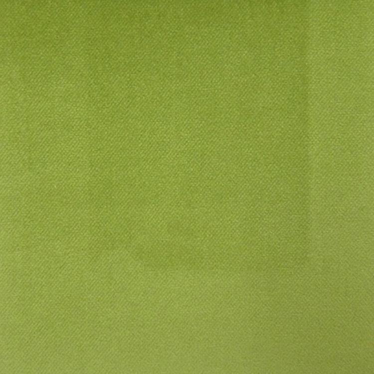 Green Apple Velvet Designer Upholstery Fabric Bridges