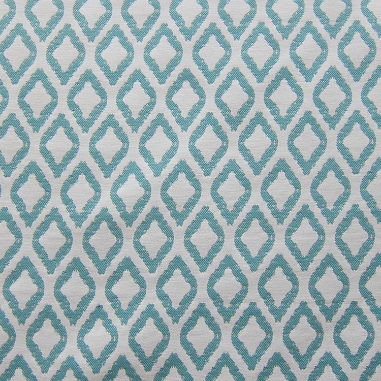 Light Grey Blue Outdoor Woven Designer Upholstery Fabric Flip - Designer upholstery fabric teal