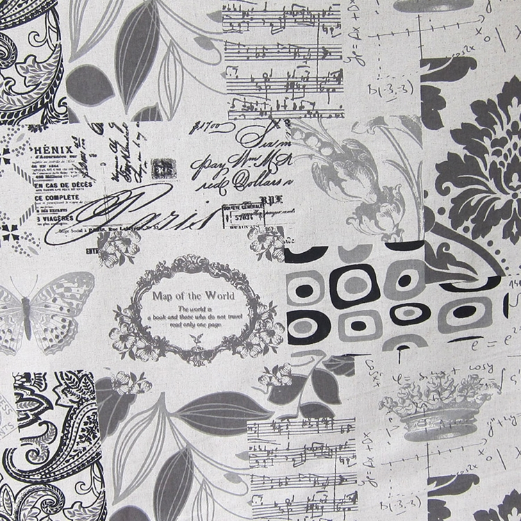 Grey novelty cotton designer upholstery fabric en route grey novelty cotton designer upholstery fabric en route hautehousefabric gumiabroncs Image collections