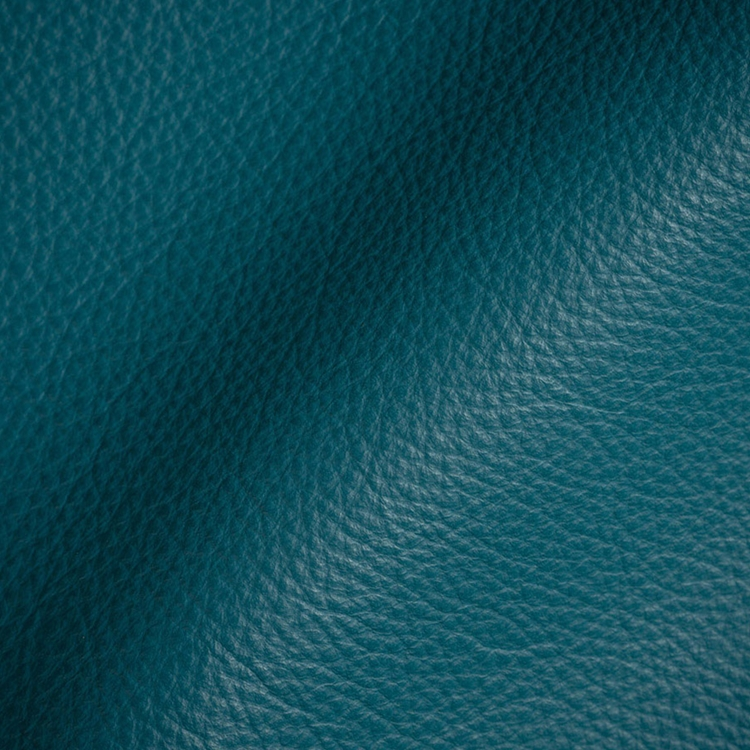 Turquoise Leather Upholstery Designer Fabric Hautehousefabric Com