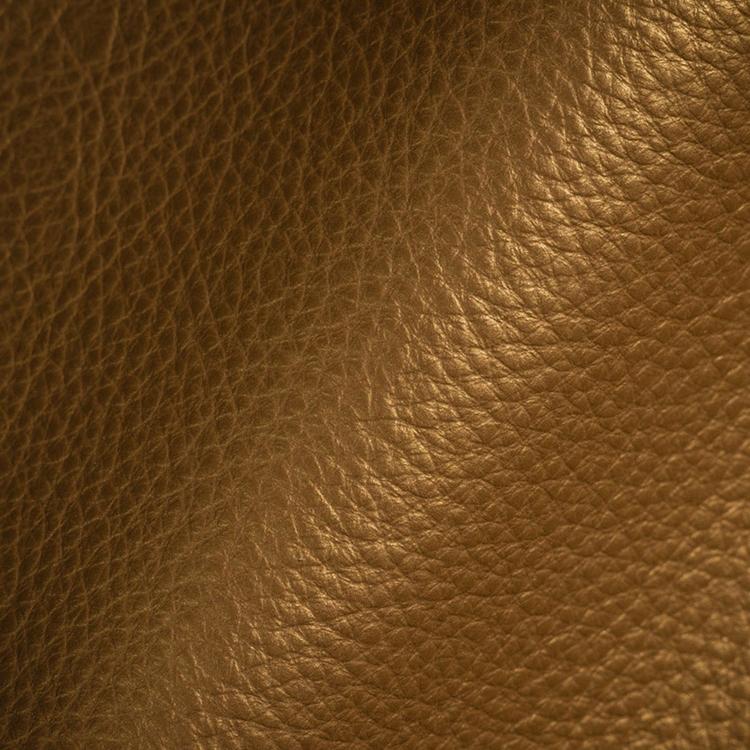 Gold Leather Upholstery Designer Fabric Hautehousefabric Com