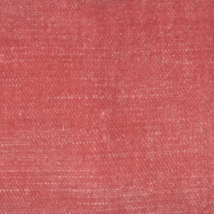 Pink Velvet Designer Upholstery Fabric Shimmer