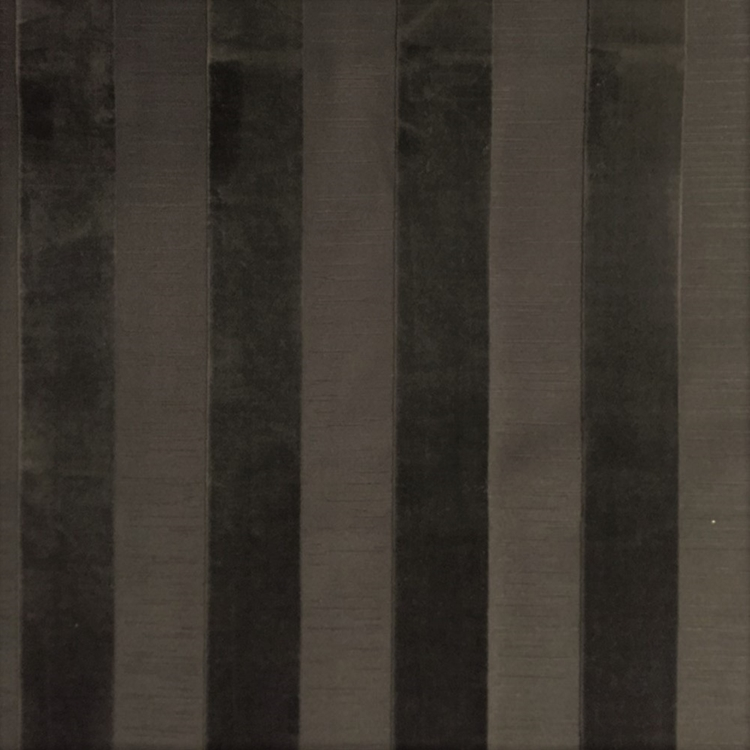 Charcoal Stripe Fabric Upholstery Fabric Hautehousefabric Com
