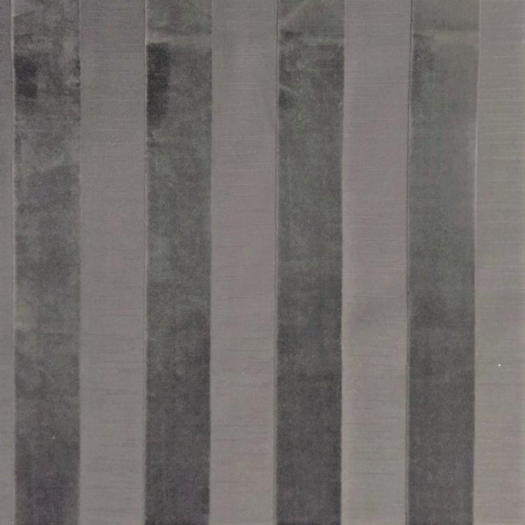 Gray Stripe Fabric Upholstery Fabric Hautehousefabriccom