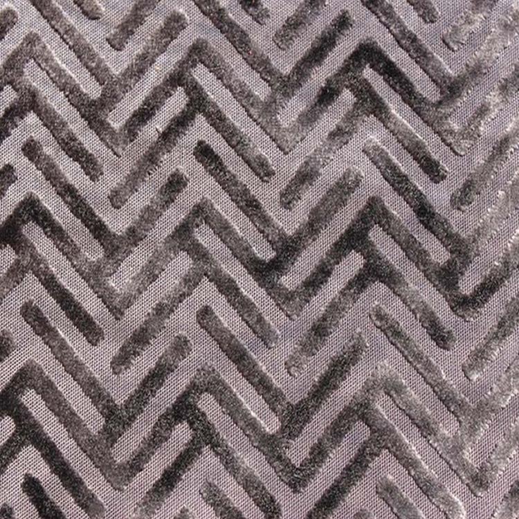 Charcoal Chevron Fabric Upholstery Fabric Hautehousefabric Com