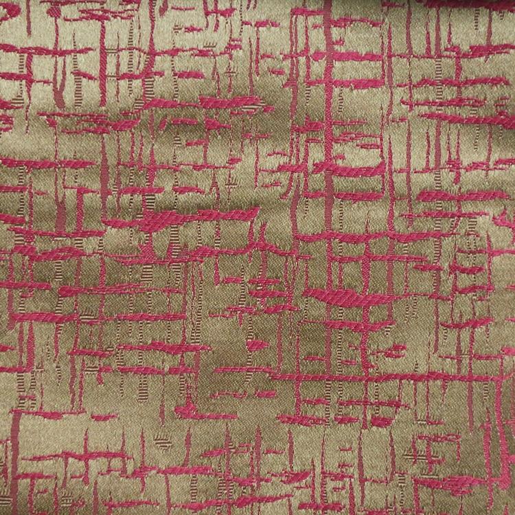 Fuchsia Modern Upholstery Fabric