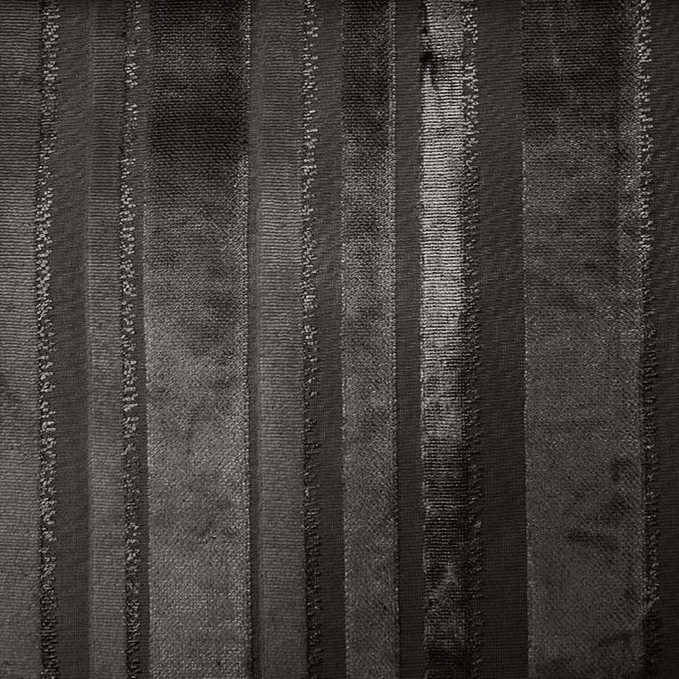 Tiret Gray Stripe Fabric Upholstery Fabric Hautehousefabric Com