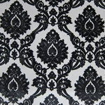 Haute House Fabric - Godiva Ebony - Velvet #2382