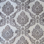 Haute House Fabric - Acacia Black - Vinyl #2251