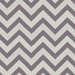 Haute HouHaute House Mod Stripe Grey Outdoor Fabric
