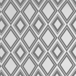 Haute House Mina Grey Outdoor Fabric