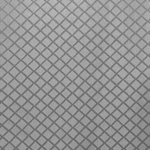 Haute House Fabric - Dicey Silver - Vinyl #2696