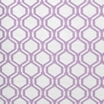 Haute House Fabric - Honeycomb Lilac - Woven #2875