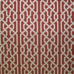 Haute House Fabric - Celt Spice - Linen Fabric #2941