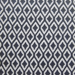 Haute House Fabric - Flip Flop Navy - Outdoor Woven Fabric #2951