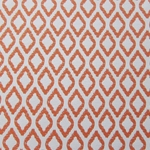 Haute House Fabric - Flip Flop Orange - Outdoor Woven Fabric #2954