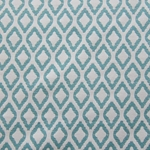 Haute House Fabric - Flip Flop Turquoise - Outdoor Woven Fabric #2956