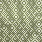 Haute House Fabric - Alto Apple - Woven Geometric Fabric #2994