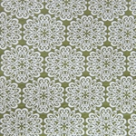 Haute House Fabric - Pizelles Apple - Geometric Woven Fabric #3015