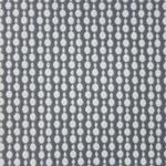 Haute House Fabric - Pearls Grey - Woven Circle Fabric #3046