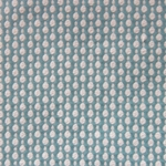 Haute House Fabric - Pearls Turquoise - Woven Circle Fabric #3051
