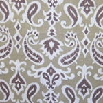 Haute House Fabric - Pumba Chocolate - Linen Fabric #3100