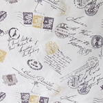 Haute House Fabric - Par Avion Espresso - Linen Fabric #3199