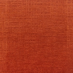 Haute House Fabric - Astoria Rust - Chenille Fabric #3253
