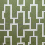 Haute House Fabric - Puzzled Apple - Woven Fabric #3258
