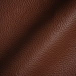 Haute House Fabric - Tut Chocolate - Leather Upholstery Fabric #3416