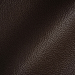 Haute House Fabric - Tut Dark Brown - Leather Upholstery Fabric 3418