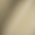 Haute House Fabric - Abalone Cream - Leather Upholstery Fabric #3449