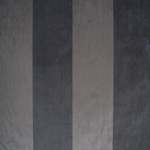 Haute House Fabric - Louise Charcoal-Velvet Stripe #3846