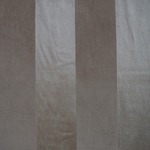 Haute House Fabric - Louise Cream - Velvet Stripe #3848