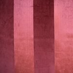 Haute House Fabric - Louise Rust -Velvet Stripe #3855