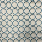 Haute House Fabric - Cirque Spa - Circle Linen Like #3882