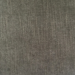 Haute House Fabric - Pippa Pewter - Solid Linen Like Fabric #3951