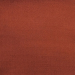 Haute House Fabric - Rat Pack Terracotta - Solid Satin Fabric #3994