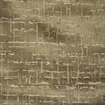 Haute House Fabric - Grefen Cafe  -Silk Modern  #4027
