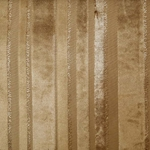 Haute House Fabric - Tiret Gold - Stripe Velvet #4205