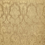 Haute House Fabric - Fiora Gold - Damask Velvet #4209