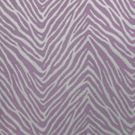 Haute House Fabric - Jungle Book Lilac - Woven Fabric #4385