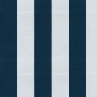 Haute House Fabric - Bradbury Stripe Midnight-Upholstery Outside Fabric #4663