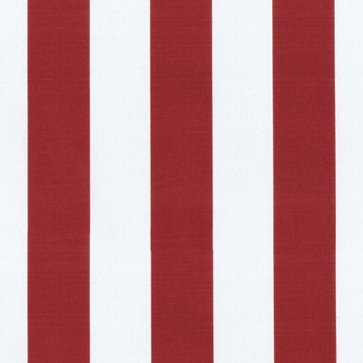 Haute House Fabric - Bradbury Stripe Cherry -Upholstery Outside Fabric #4664