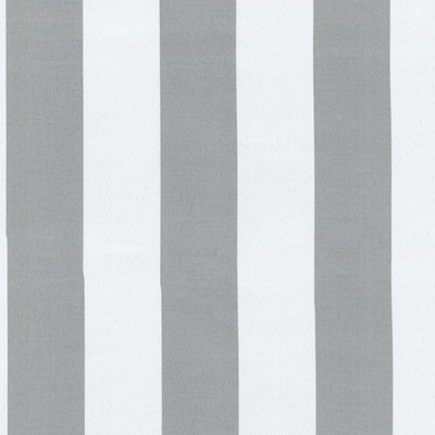 Haute House Fabric - Bradbury Stripe Grey-Upholstery Outside Fabric #4669
